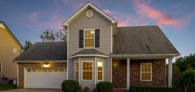 1032 Ishee Dr, Clarksville, TN 37042 (MLS #RTC2253611) :: The Miles Team | Compass Tennesee, LLC