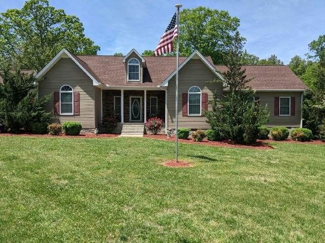 557 Maple Bend Rd, Winchester, TN 37398 (MLS #RTC2253627) :: Team Jackson | Bradford Real Estate