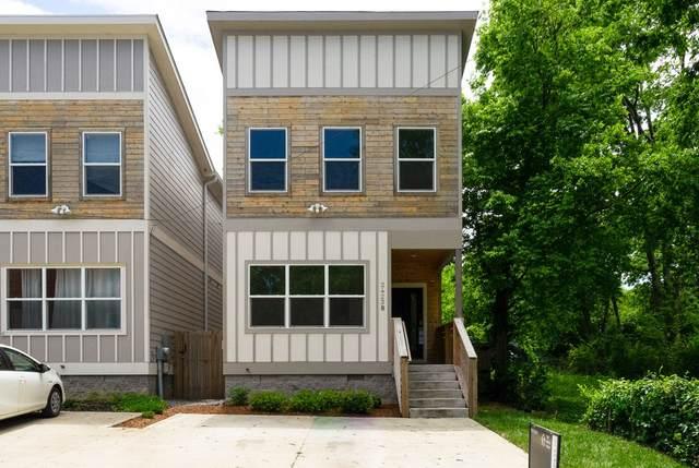 2423B Batavia St, Nashville, TN 37208 (MLS #RTC2253661) :: RE/MAX Fine Homes