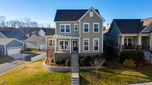 512 Pleasant St, Nolensville, TN 37135 (MLS #RTC2253710) :: Village Real Estate