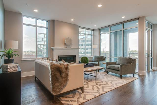 20 Rutledge St #107, Nashville, TN 37210 (MLS #RTC2253713) :: The DANIEL Team | Reliant Realty ERA