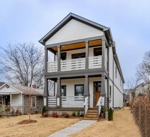 6002 Louisiana Ave, Nashville, TN 37209 (MLS #RTC2253808) :: Nashville on the Move