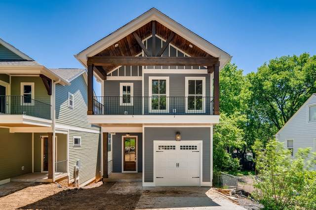 809 Horner Avenue B, Nashville, TN 37204 (MLS #RTC2253860) :: EXIT Realty Bob Lamb & Associates