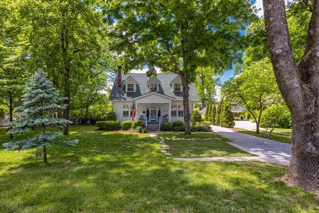 110 Lewisburg Ave, Franklin, TN 37064 (MLS #RTC2253870) :: Team George Weeks Real Estate