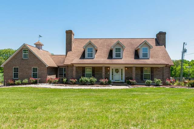 3284 Booker Farm Rd, Mount Pleasant, TN 38474 (MLS #RTC2253910) :: The Adams Group