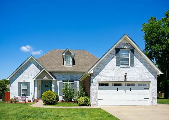 771 Vera Dr, Clarksville, TN 37040 (MLS #RTC2253916) :: RE/MAX Fine Homes
