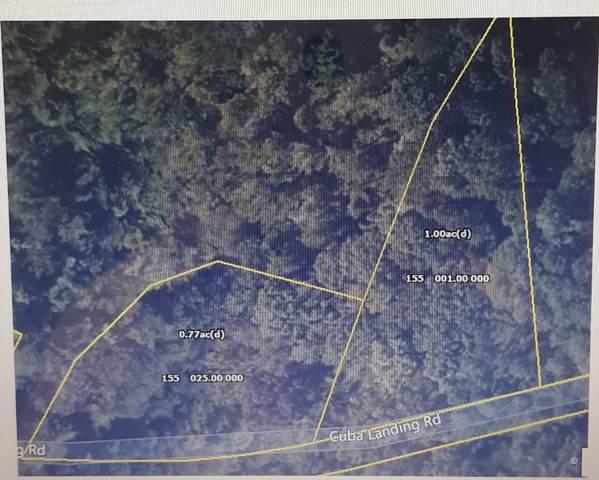 0 Cuba Landing Rd, Waverly, TN 37185 (MLS #RTC2253948) :: Team George Weeks Real Estate