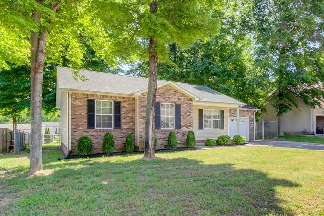 3318 S Senseney Cir, Clarksville, TN 37042 (MLS #RTC2253964) :: Nashville on the Move
