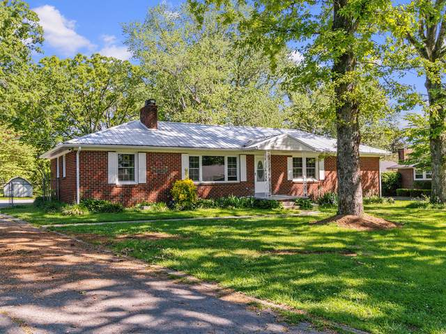 1220 Woodland St, Tullahoma, TN 37388 (MLS #RTC2253983) :: Village Real Estate