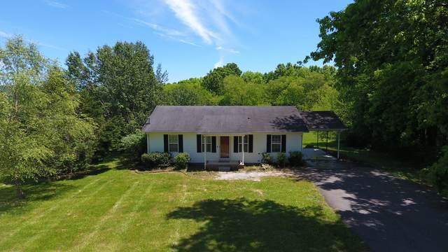261 Mill Rd, Shelbyville, TN 37160 (MLS #RTC2254074) :: Team George Weeks Real Estate
