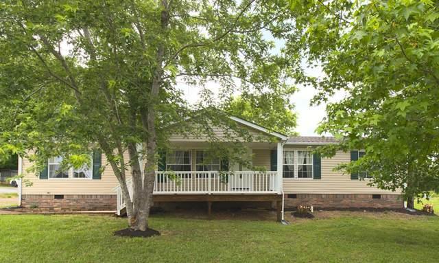 204 Fairway Grn, Shelbyville, TN 37160 (MLS #RTC2254150) :: Team George Weeks Real Estate