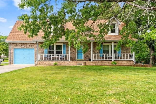 421 Jordan Rd, Clarksville, TN 37042 (MLS #RTC2254238) :: John Jones Real Estate LLC