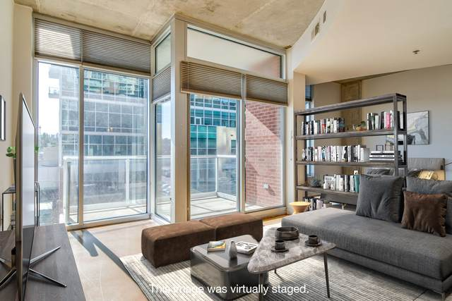 600 12th Ave S #514, Nashville, TN 37203 (MLS #RTC2254239) :: The Milam Group at Fridrich & Clark Realty