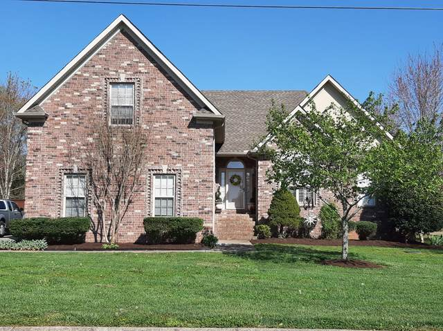 408 Reagan Rd, Mount Juliet, TN 37122 (MLS #RTC2254312) :: The Godfrey Group, LLC