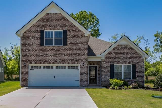 1292 Cotillion Dr, Murfreesboro, TN 37128 (MLS #RTC2254323) :: The Godfrey Group, LLC