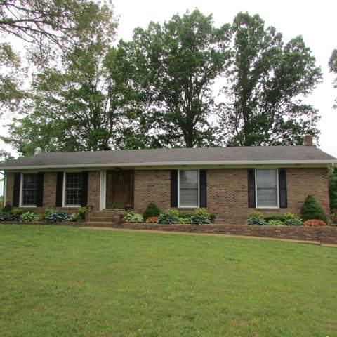 1795 Scenic Rd W, Lawrenceburg, TN 38464 (MLS #RTC2254328) :: Nashville on the Move