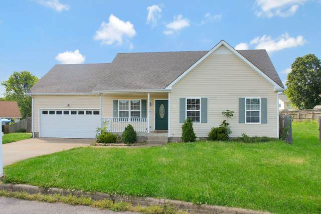 1371 Mackenzie Ct, Clarksville, TN 37042 (MLS #RTC2254379) :: Ashley Claire Real Estate - Benchmark Realty
