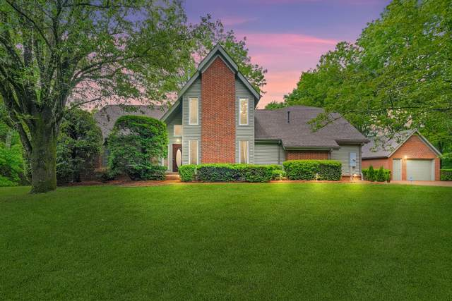 7976 Saddle Ridge Trace, Nashville, TN 37221 (MLS #RTC2254406) :: The Godfrey Group, LLC