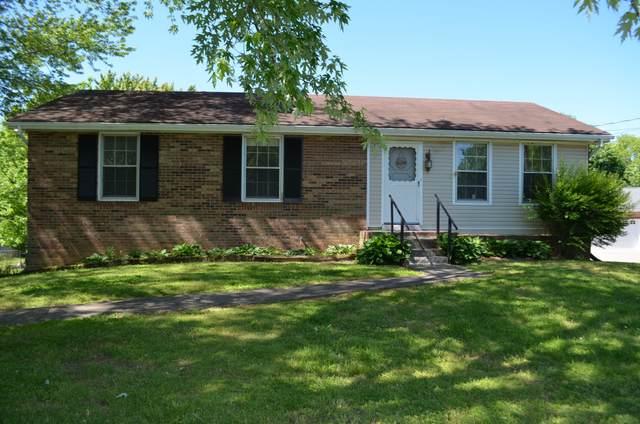 3116 E Old Ashland City Rd, Clarksville, TN 37043 (MLS #RTC2254412) :: The Godfrey Group, LLC