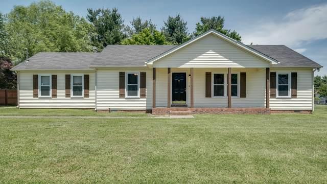 2310 Centertree Dr, Murfreesboro, TN 37128 (MLS #RTC2254417) :: The Godfrey Group, LLC