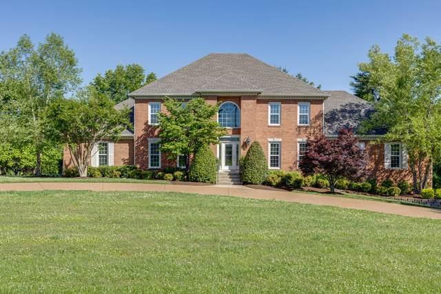 9306 Crockett Rd, Brentwood, TN 37027 (MLS #RTC2254419) :: Trevor W. Mitchell Real Estate