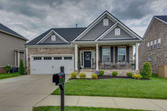 445 Rangeland Rd, Spring Hill, TN 37174 (MLS #RTC2254444) :: Nashville on the Move