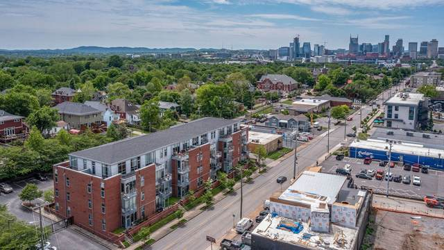 926 Woodland St. #306, Nashville, TN 37206 (MLS #RTC2254498) :: Nashville on the Move