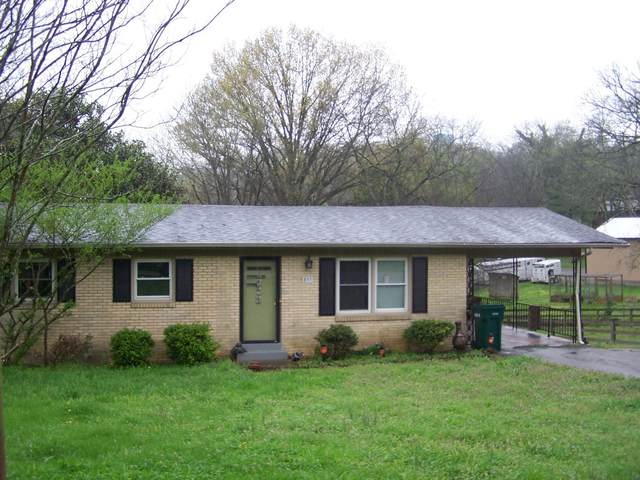 855 W Madison St, Pulaski, TN 38478 (MLS #RTC2254587) :: RE/MAX Fine Homes