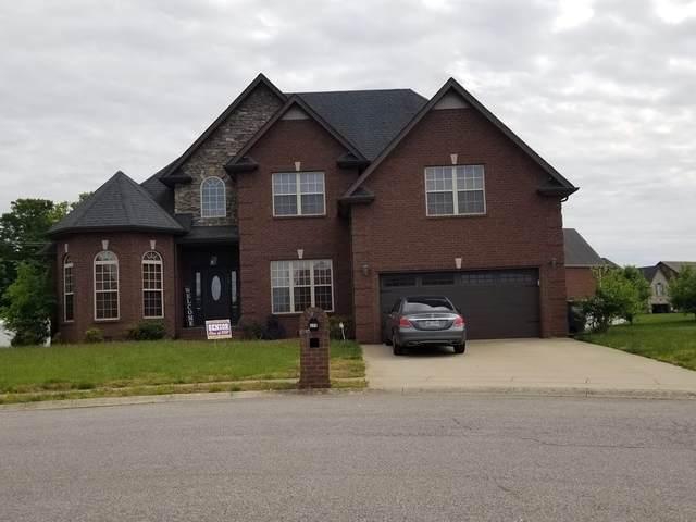320 Retriever Ct, Clarksville, TN 37043 (MLS #RTC2254760) :: FYKES Realty Group