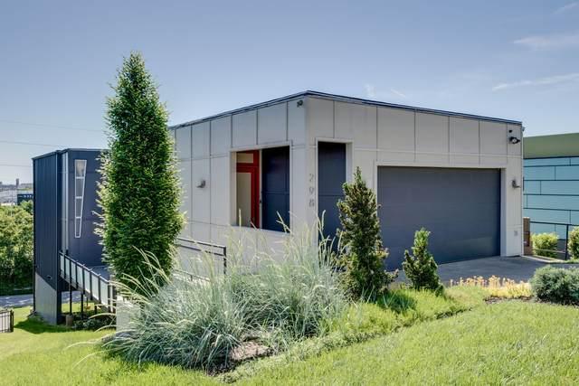 298 33rd Avenue North, Nashville, TN 37209 (MLS #RTC2254875) :: RE/MAX Fine Homes