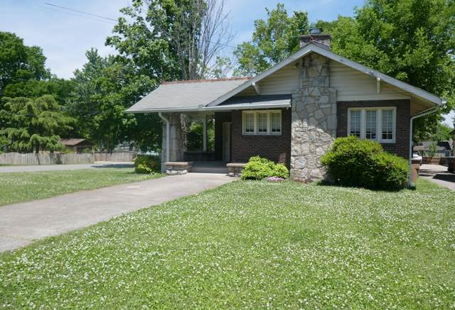 1201 Howard Ave, Nashville, TN 37216 (MLS #RTC2254948) :: DeSelms Real Estate