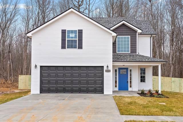 1580 Variance Dr., Clarksville, TN 37040 (MLS #RTC2255072) :: DeSelms Real Estate