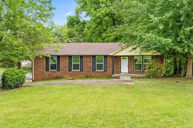 2101 Memorial Dr, Clarksville, TN 37043 (MLS #RTC2255130) :: The Godfrey Group, LLC