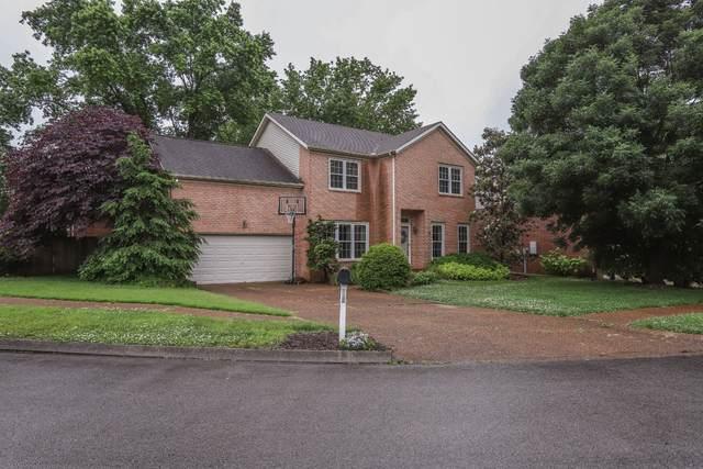168 Clarendon Cir, Franklin, TN 37069 (MLS #RTC2255215) :: The Godfrey Group, LLC