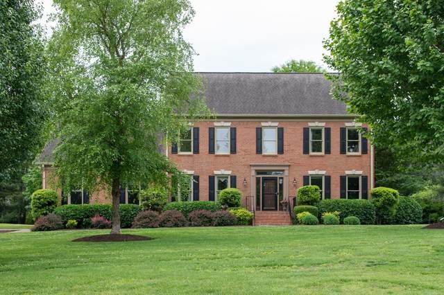 9407 Lake Shore Dr, Brentwood, TN 37027 (MLS #RTC2255261) :: Village Real Estate
