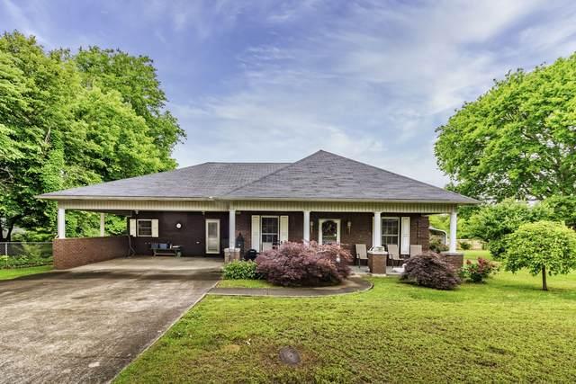341 Jackson Ave, Lawrenceburg, TN 38464 (MLS #RTC2255360) :: Amanda Howard Sotheby's International Realty
