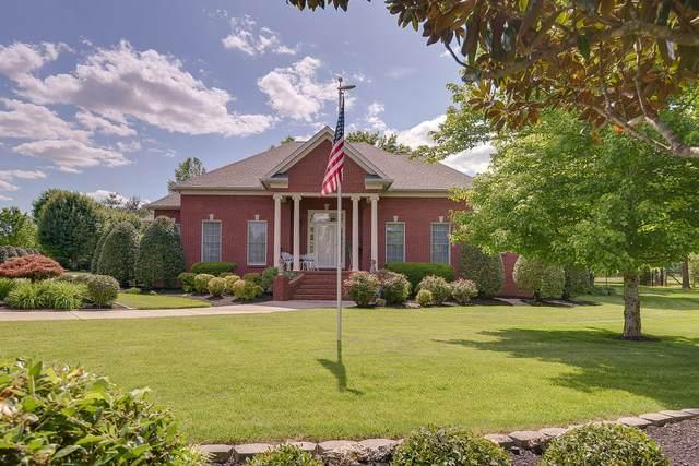 102 Garland Crest Court S, Tullahoma, TN 37388 (MLS #RTC2255393) :: Village Real Estate