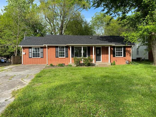 110 White St, Hopkinsville, KY 42240 (MLS #RTC2255556) :: Exit Realty Music City