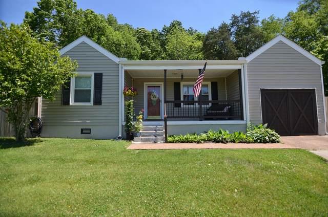 1569 Springfield Hwy, Goodlettsville, TN 37072 (MLS #RTC2255561) :: Trevor W. Mitchell Real Estate