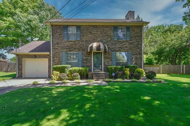 226 Bonnavue Dr, Hermitage, TN 37076 (MLS #RTC2255688) :: Village Real Estate