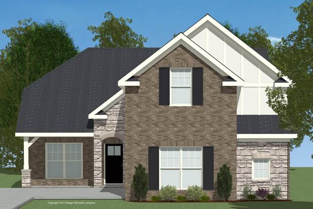 6593 Frye Lane, Hermitage, TN 37076 (MLS #RTC2255704) :: The Milam Group at Fridrich & Clark Realty