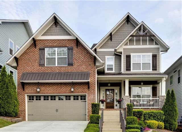 436 High Point Ter, Brentwood, TN 37027 (MLS #RTC2255742) :: Village Real Estate