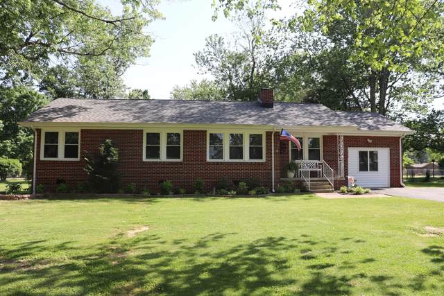 1219 Bel Aire Dr, Tullahoma, TN 37388 (MLS #RTC2255969) :: Village Real Estate