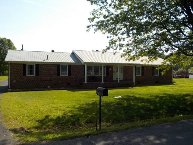 315 Highland Dr, Tullahoma, TN 37388 (MLS #RTC2256076) :: The Godfrey Group, LLC
