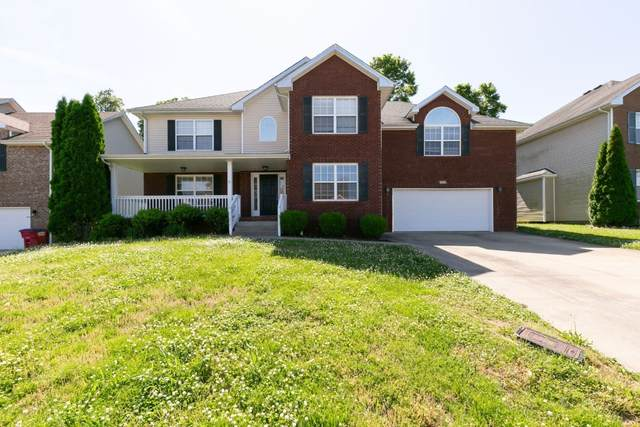 3229 Timberdale Dr, Clarksville, TN 37042 (MLS #RTC2256082) :: RE/MAX Homes and Estates, Lipman Group