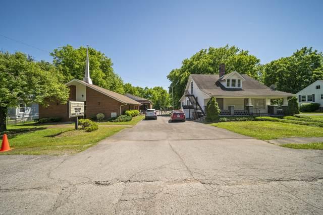 1308 Monetta Ave, Nashville, TN 37216 (MLS #RTC2256138) :: Team George Weeks Real Estate