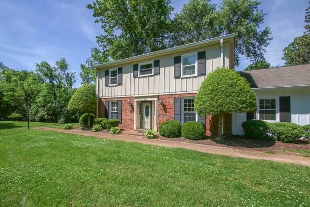 237 Boxwood Dr, Franklin, TN 37069 (MLS #RTC2256199) :: Re/Max Fine Homes