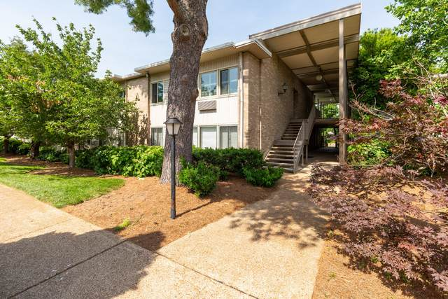 2020 Beech Ave A12, Nashville, TN 37204 (MLS #RTC2256247) :: Team George Weeks Real Estate