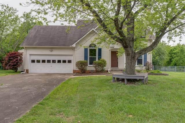 814 Iris Ln, Clarksville, TN 37042 (MLS #RTC2256354) :: Nashville Home Guru
