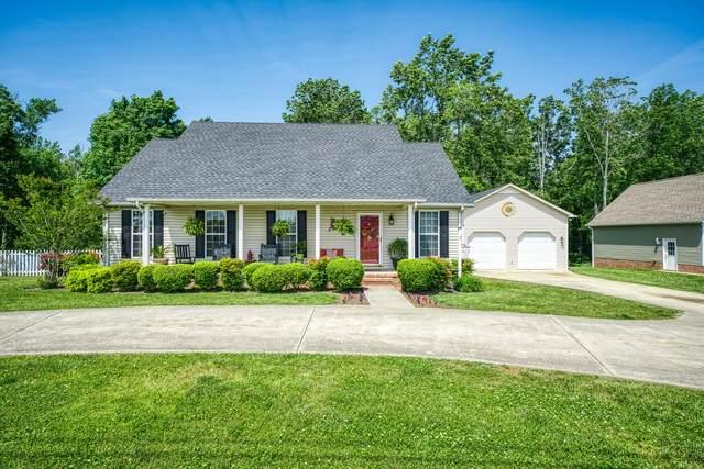 672 Old Snow Hill Rd, Dowelltown, TN 37059 (MLS #RTC2256548) :: Kimberly Harris Homes